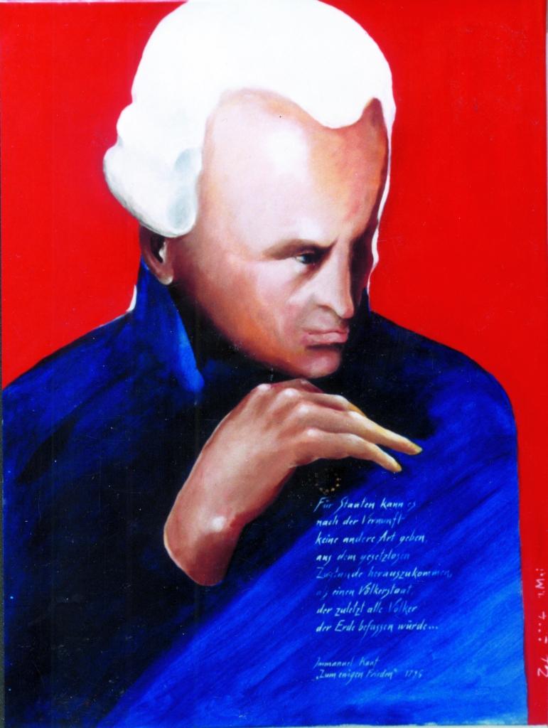 Enanuel Kant