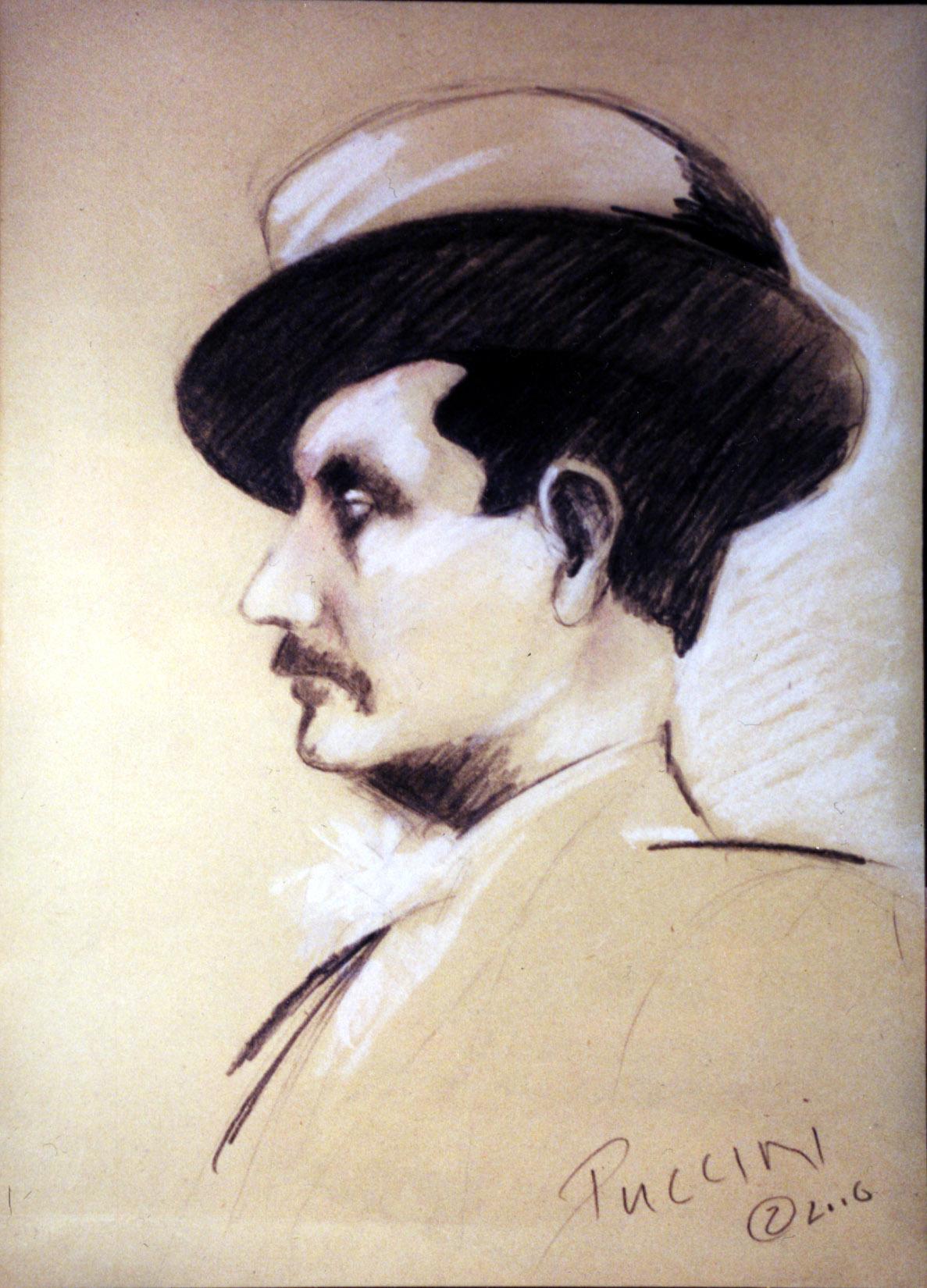 Puccini CD